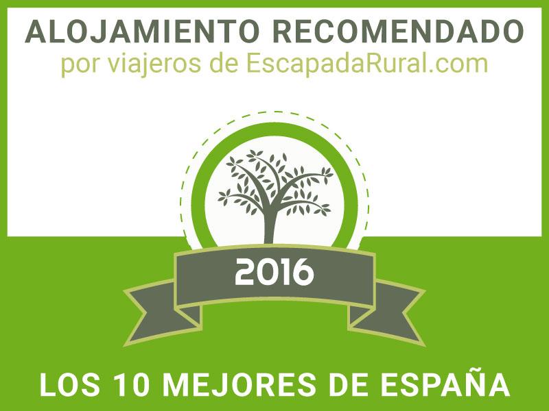 Los diez mejores alojamientos rurales de España