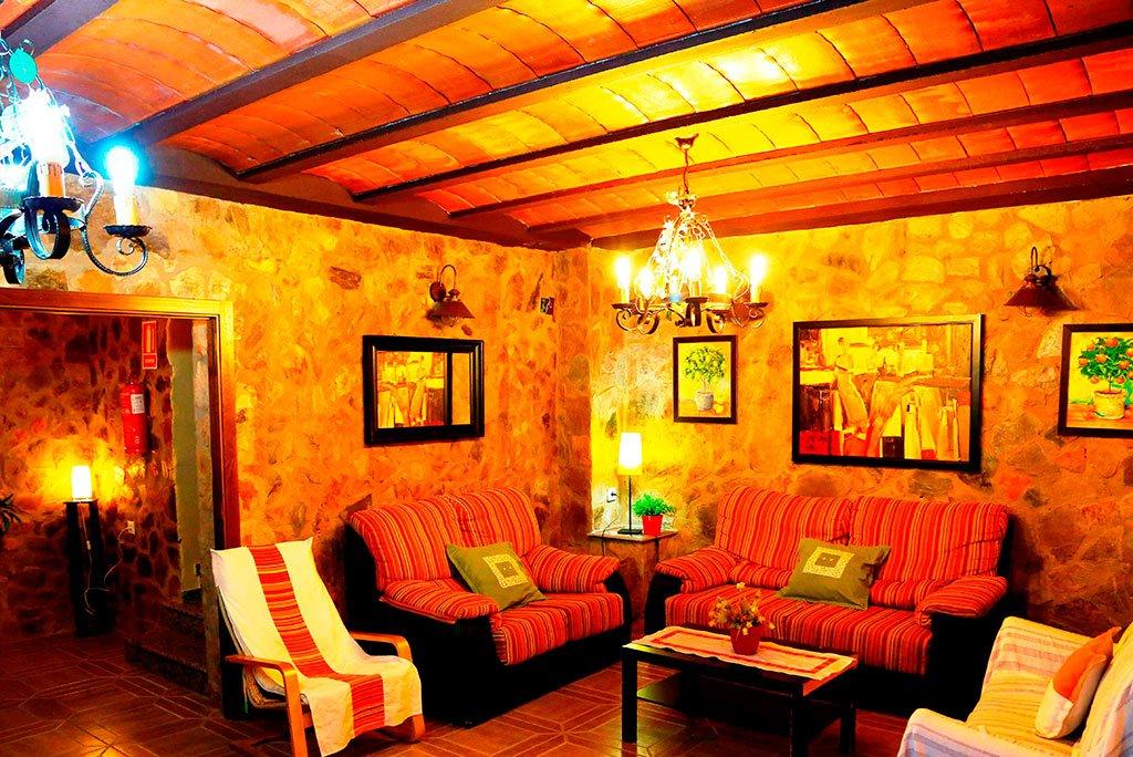 Casa rural golondrinas el para so de brovales casas rurales - Casa rural el paraiso ...